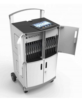 Tablets Ladeschränke CartiPad Duo - 32 Unit Charging Cart